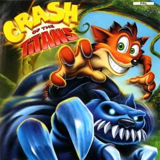 Crash of the Titans PSP PPSSPP